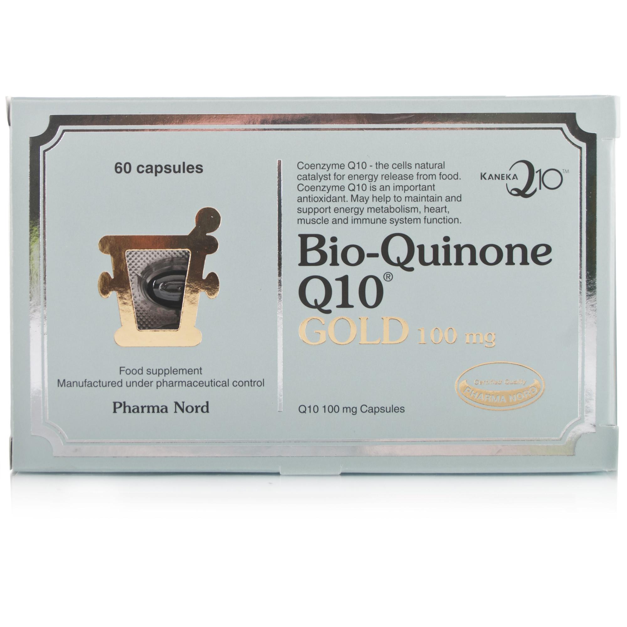 Pharma Nord Bio-Quinone Q10 Gold 100mg