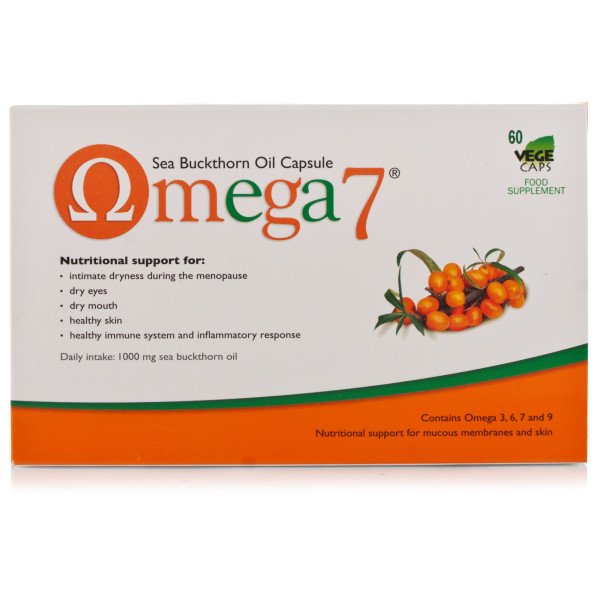 Pharma Nord Omega 7 Sea Buckthorn Oil