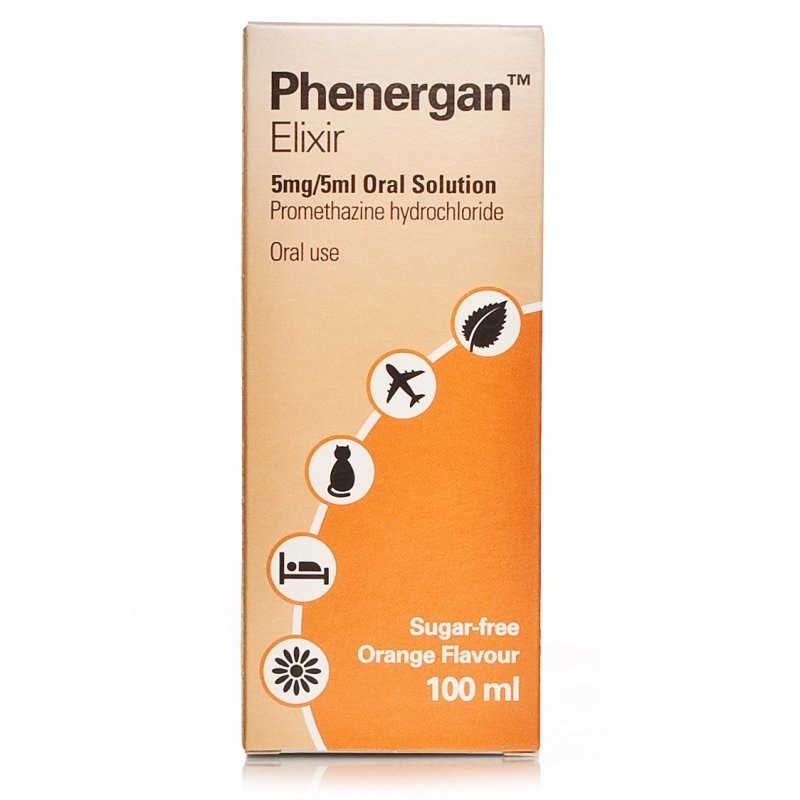 Buy Phenergan Elixir Chemist Direct