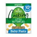 Piccolo Organic Baby Pasta Butterflies 10m+