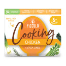 Piccolo Organic Cooking Stock Cube Chicken 6m+