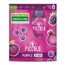 Piccolo Organic Purple & Go Smoothie Multipack 6m+