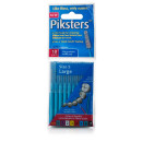 Piksters Interdental Brushes Blue