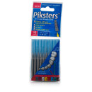 Piksters Interdental Brushes Silver