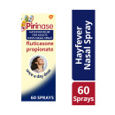 Pirinase Hayfever Relief for Adults 0.05% Nasal Spray 60 Sprays, Once a Day Dose
