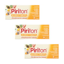 Piriton Hayfever & Allergy Tablets Triple Pack