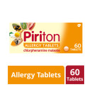 Piriton Allergy Tablets