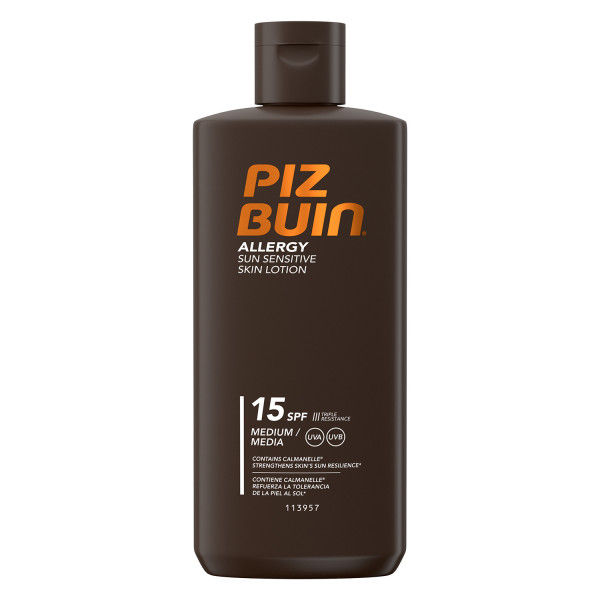 Piz Buin Allergy Lotion SPF15