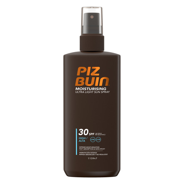 Piz Buin Ultra Light Spray SPF30