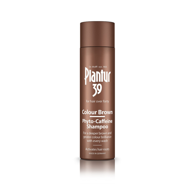 Plantur39 Colour Brown Phyto-Caffeine Shampoo