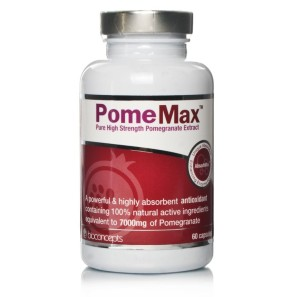 PomeMax Pure High Strength Pomegranate Extract