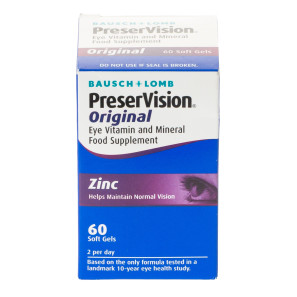 PreserVision Original Softgels