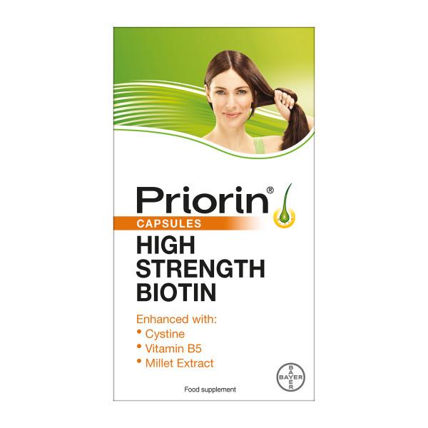 Priorin High Strength Biotin