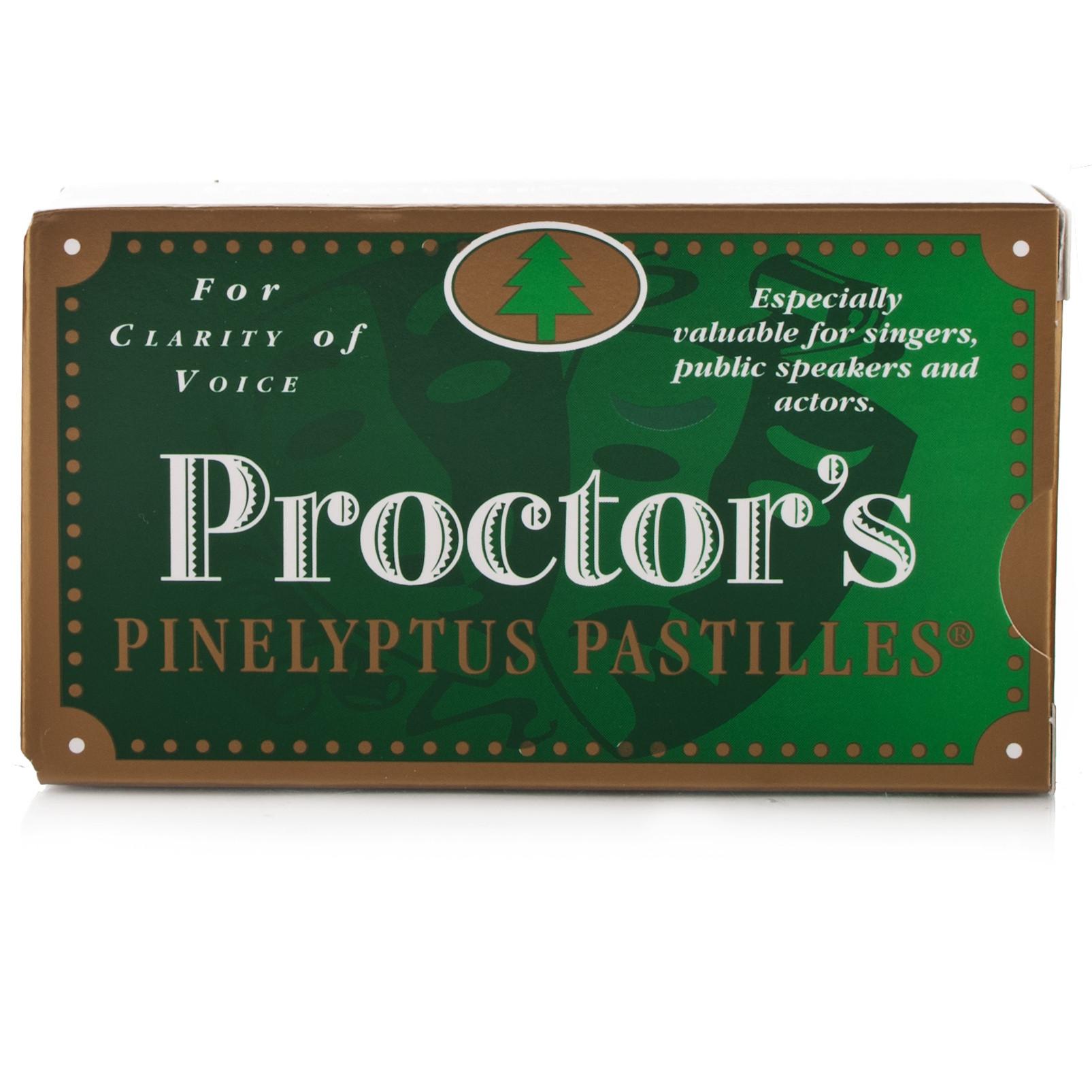 Proctor's Pinelyptus Pastilles
