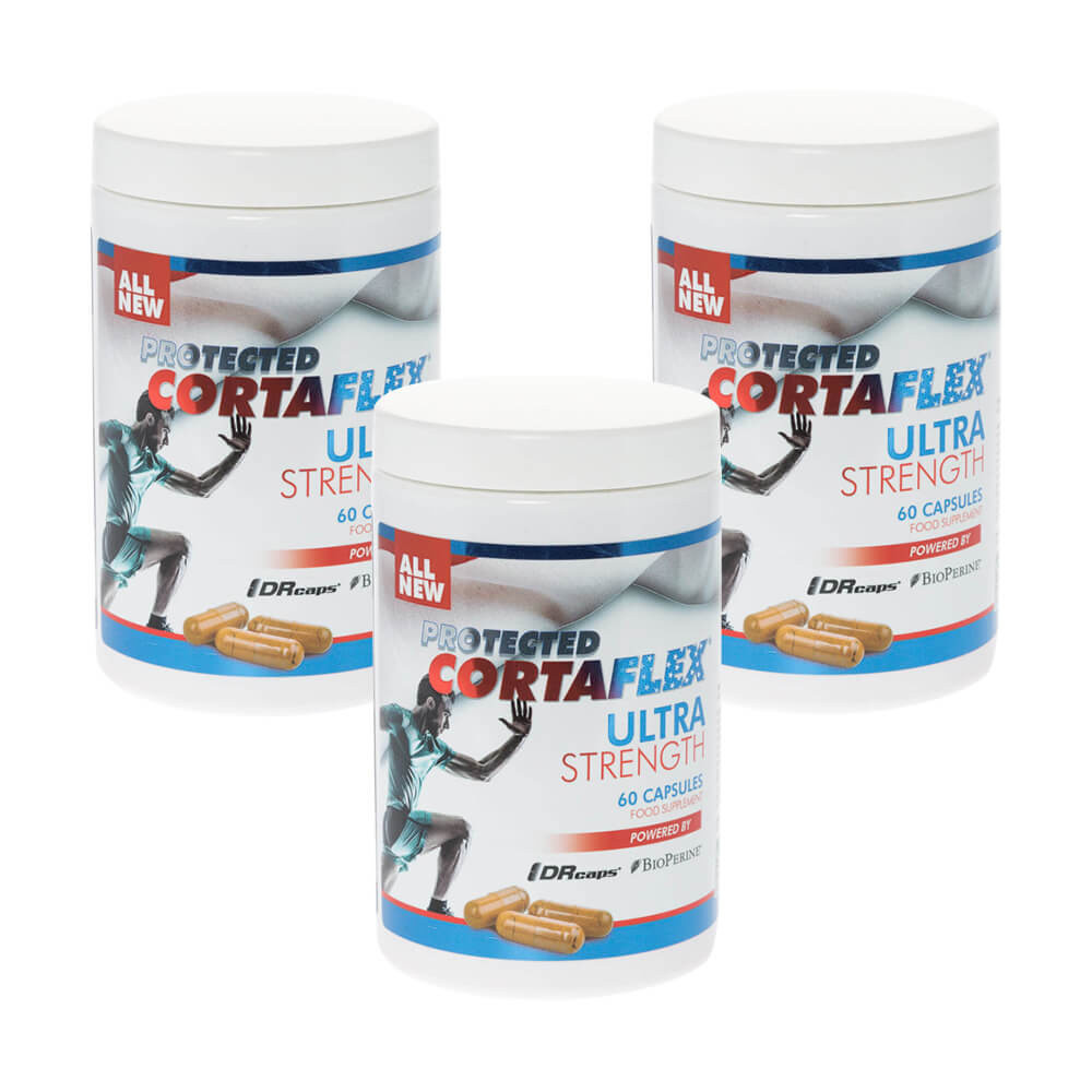 Cortaflex Capsules - Triple Pack