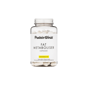 Protein World Fat Metaboliser 90 Capsules