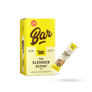 Protein World Slender Blend Bar Box Chocolate Chip