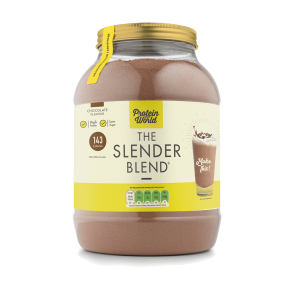Protein World Slender Blend Chocolate 600g