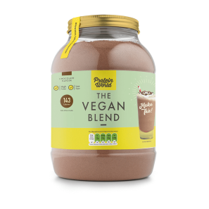 Protein World Vegan Blend Chocolate 600g