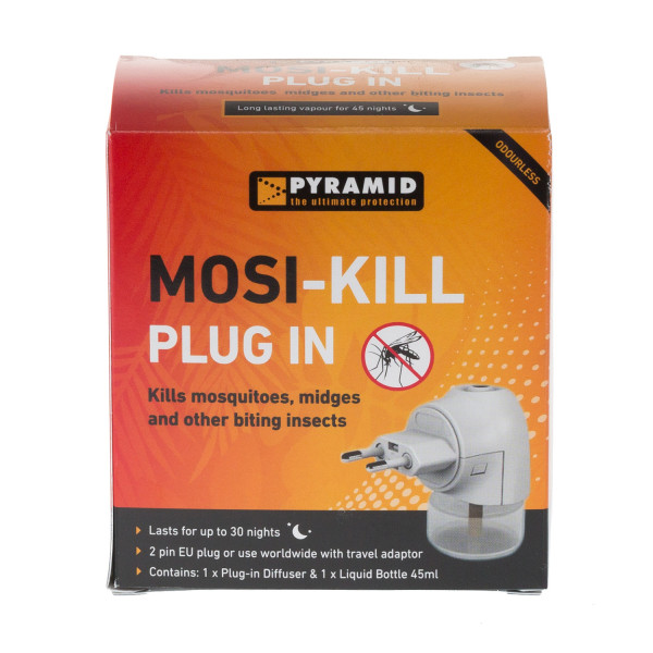 Pyramid Mosi-Kill Plug In