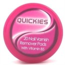 Quickies For Nails - Nail Polish Remover Pads
