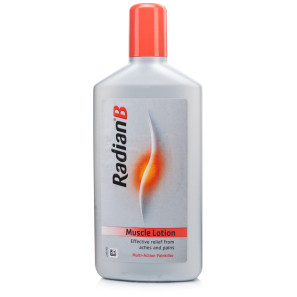 Radian B Muscle Lotion