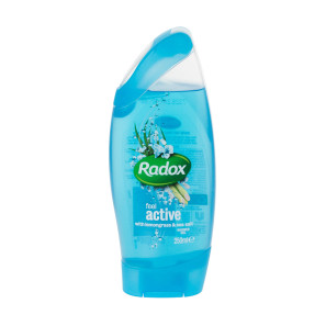 Radox Feel Active Shower Gel