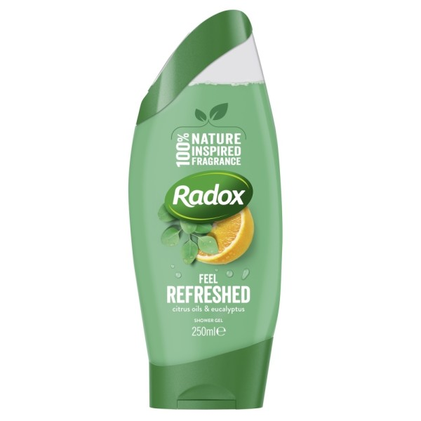 Radox Shower Gel Feel Refreshed