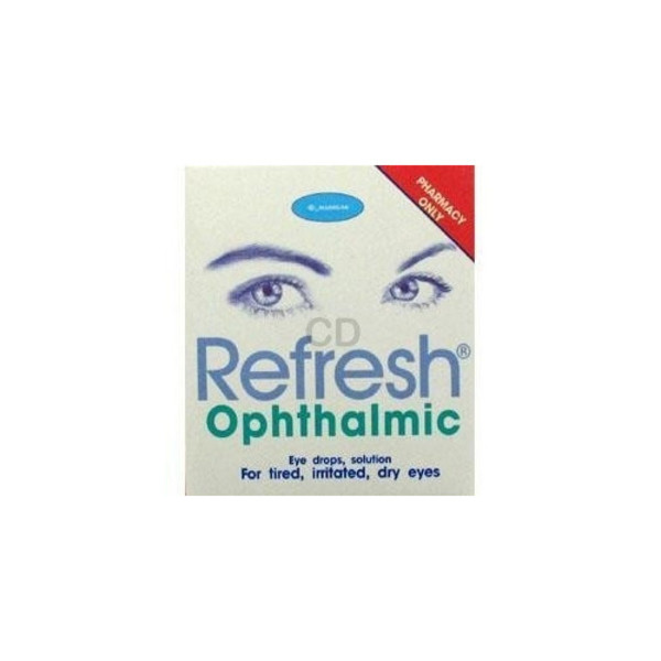 Refresh Ophthalmic Eye Drops 12 Pack