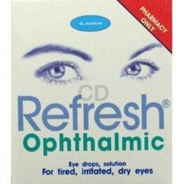 Refresh Ophthalmic Eye Drops