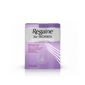 Regaine For Women Solution - 6 Month Supply