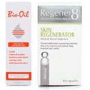 Regener8 Skin Regenerator & Bio Oil 125ml Pack