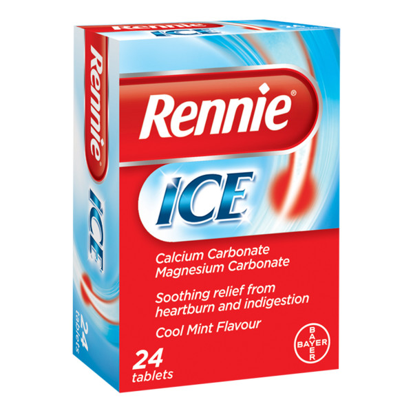Rennie Ice Heartburn & Indigestion Relief