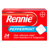 Rennie Peppermint Heartburn & Indigestion Relief