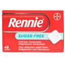 Rennie Sugar Free Tablets