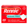 Rennie Sugar Free Heartburn & Indigestion Relief