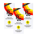 Riemann P20 OAD Sun Filter SPF15 - Triple Pack