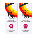 Riemann P20 Once A Day SPF50 Sun Filter -  Twin Pack