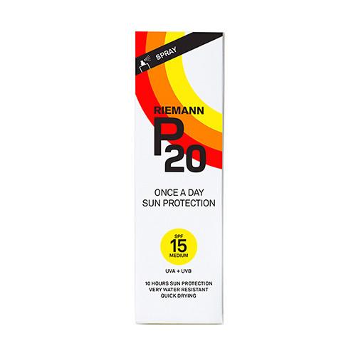 Riemann P20 Once A Day Sun Filter SPF15