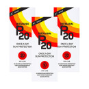 Riemann P20 Once A Day Sun Filter SPF30 - Triple Pack