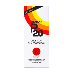 Riemann P20 Once A Day Sun Filter SPF30