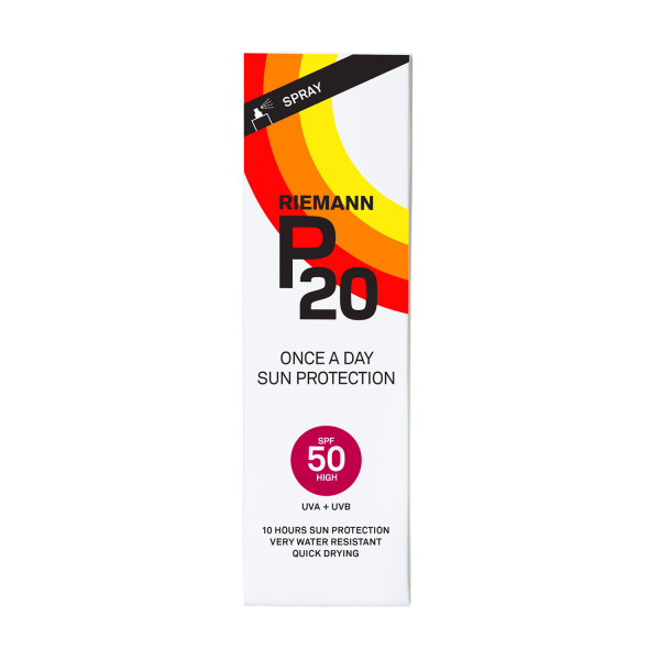 Riemann P20 Once A Day Sun Filter SPF50
