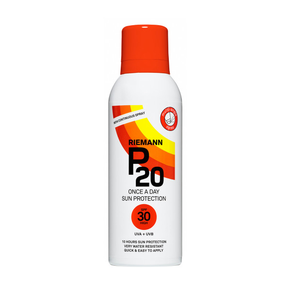 Riemann P20 SPF30 Continuous Spray