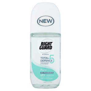 Right Guard Total Defence 5 Woman Pure Sensitve Roll-On