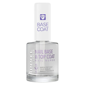 Rimmel Nail Nurse Base and Top Coat 5 in 1