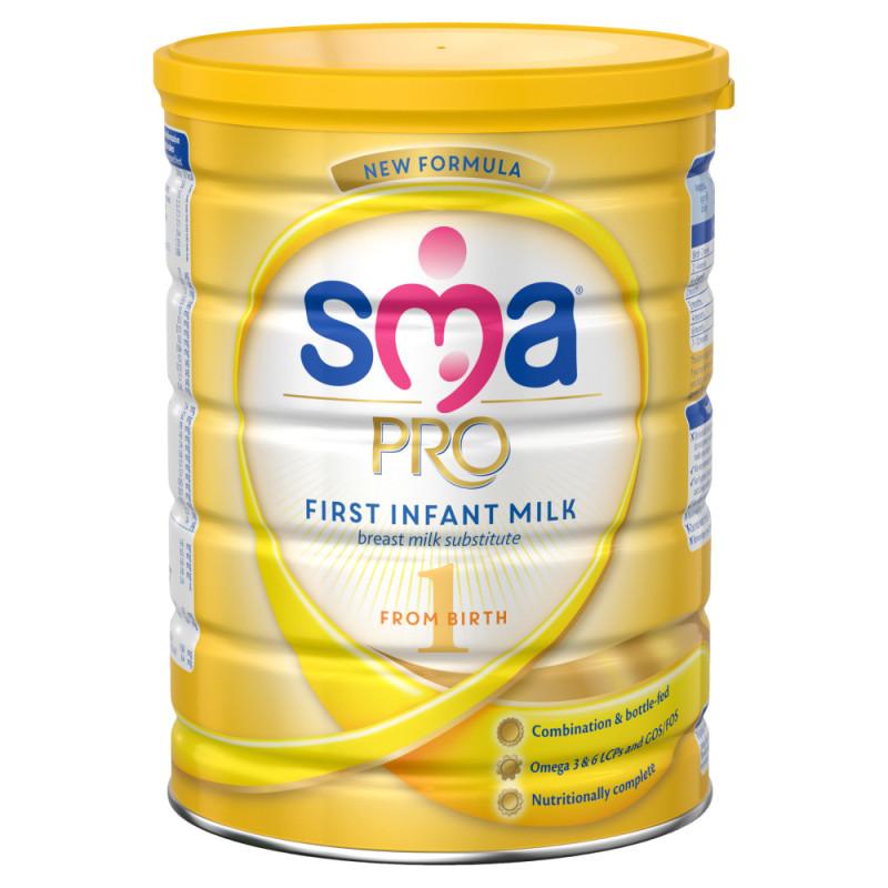 Buy Sma First Infant Milk 800g Chemist Direct