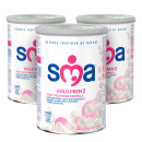 SMA Gold Prem 2 Preterm Catch Up Milk Triple Pack