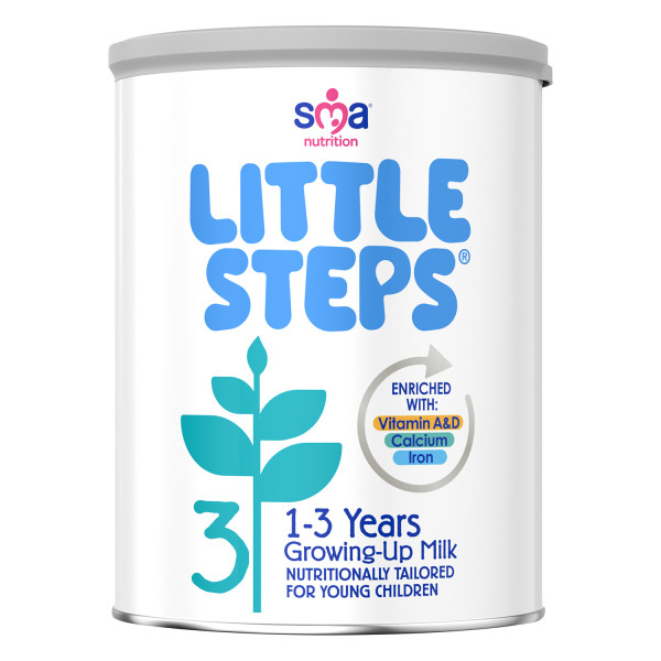 SMA Little Steps Growing Up Milk 1-3yr
