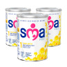 SMA PRO First Infant Milk From Birth Triple Pack