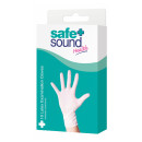 Safe & Sound 10 Latex Examination Gloves